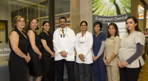 Evergreen Dental Centre Team