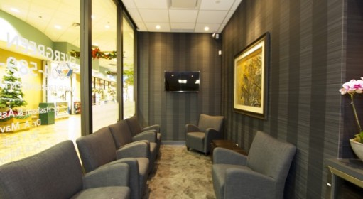 Evergreen Dental Centre Waiting Room